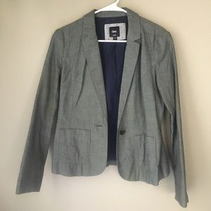 Gap Lightweight Blazer